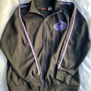 Hot Topic Transformers Zip Up Track jacket XS